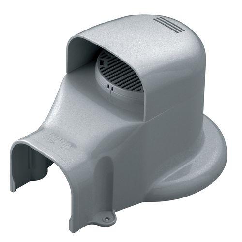 因幡電工 ウォールコーナーACキャップ 換気AC用 SWX77-G