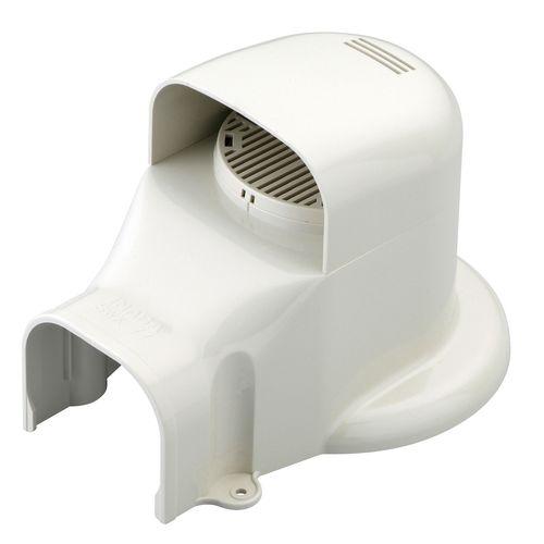因幡電工 ウォールコーナーACキャップ 換気AC用 SWX77I
