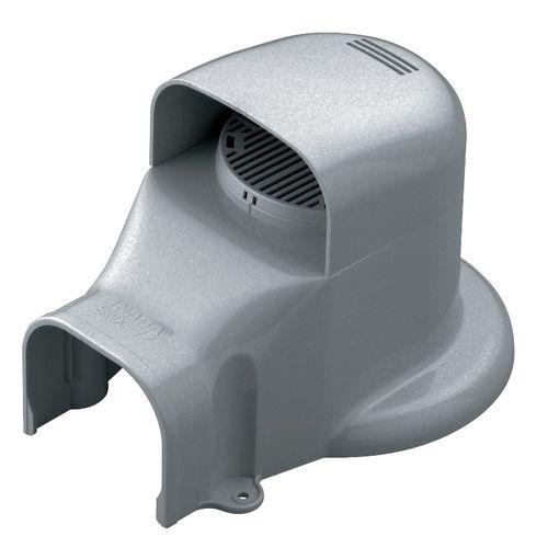 因幡電工 ウォールコーナーACキャップ 換気AC用 SWX77L-G