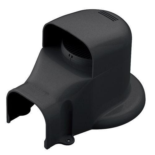 因幡電工 ウォールコーナーACキャップ 換気AC用 SWX77L-K
