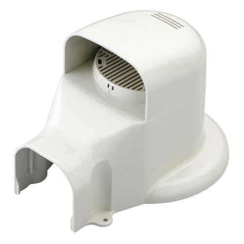 因幡電工 ウォールコーナー ACキャップ 換気エアコン用 LDWX70I