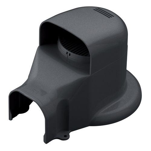 因幡電工 ウォールコーナー ACキャップ 換気エアコン用 LDWX70K
