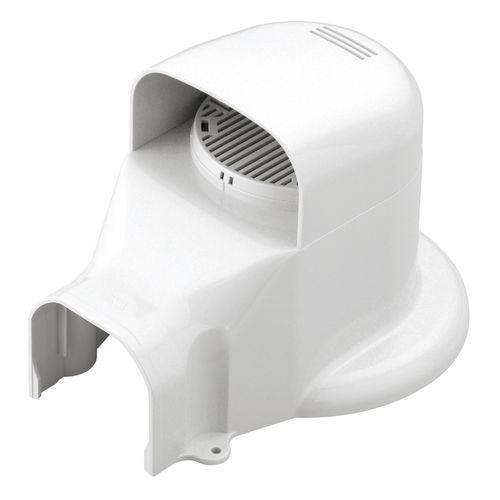 因幡電工 ウォールコーナー ACキャップ 換気エアコン用 LDWX70W