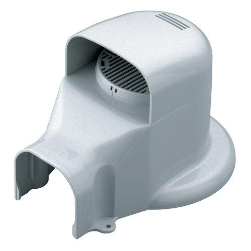 因幡電工 ウォールコーナー ACキャップ 換気エアコン用 LDWX70L-G