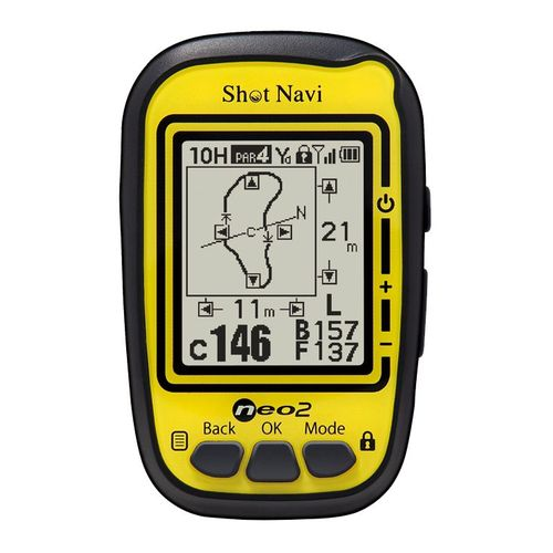 Shot Navi NEO2 [Yellow] 製品画像