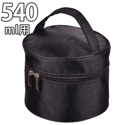 ほかどん どんぶりランチ540用バッグ ブラック HB-847(1コ入)