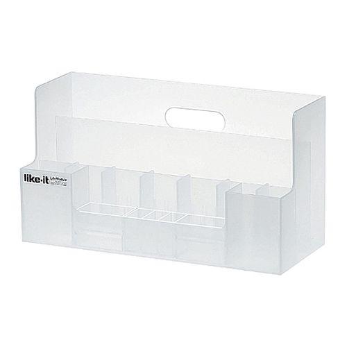 プラスチック収納