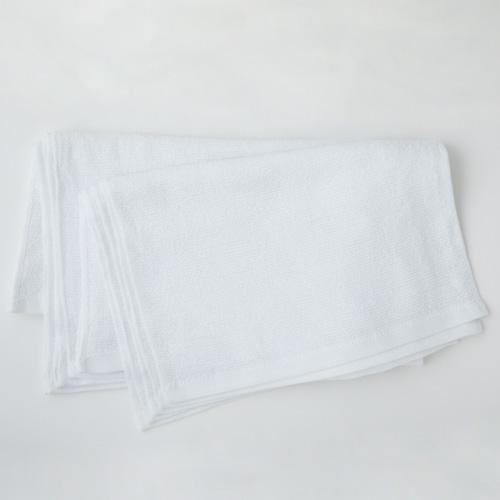 業務用おしぼりタオル ホワイト 10枚入