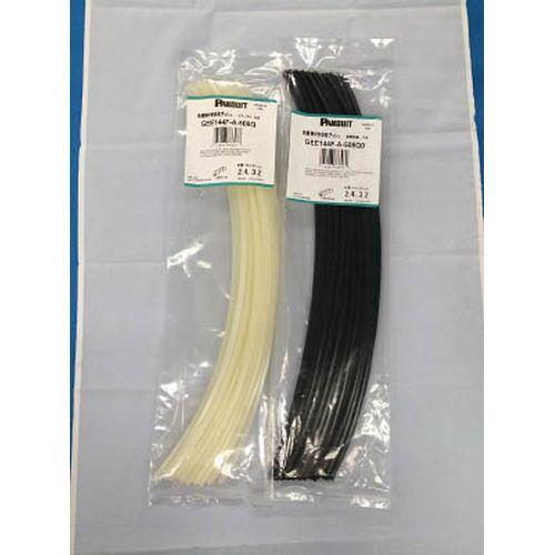 【クリックで詳細表示】粘着剤付自在ブッシュカットタイプ 取付板厚1.6~2.5mm黒 GEE99FA508Q0_6260