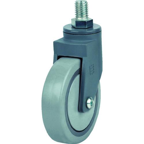 SAMSONGCASTER SAMSONG 樹脂キャスター自在エラストマー100mm TP384021MIRTG