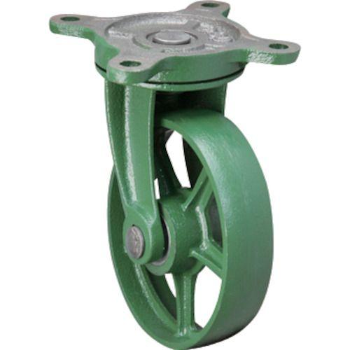 東北車輛製造所 標準型自在金具付鉄車輪150 150BRFB