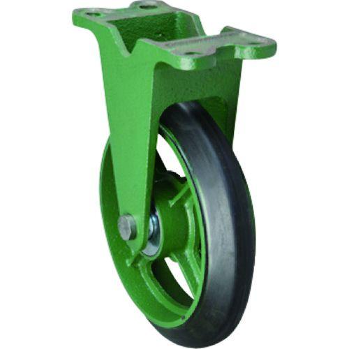 東北車輛製造所 標準型固定金具付ゴム車輪150 150KB