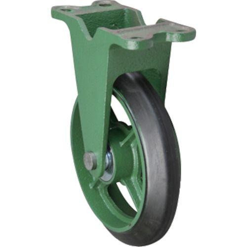 東北車輛製造所 標準型固定金具付ゴム車輪200 200KB