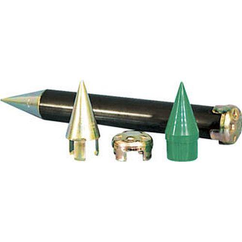 アラオ 単管打込みキャップ 先端ミサイル