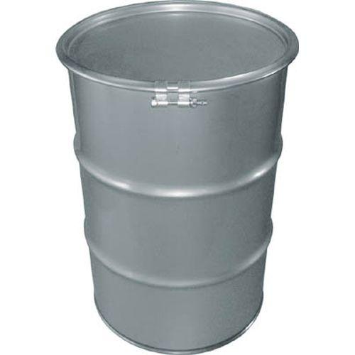 【クリックでお店のこの商品のページへ】JFEステンレスオープンドラム缶 ボルトバンドタイプ KD100B_2152