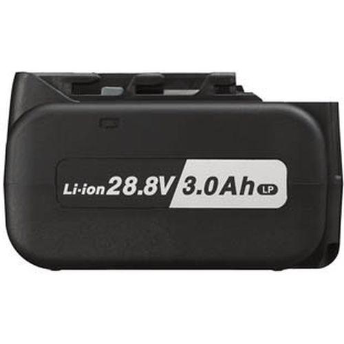 【クリックで詳細表示】Panasonic28.8V 3.0Ahリチウムイオン電池パック