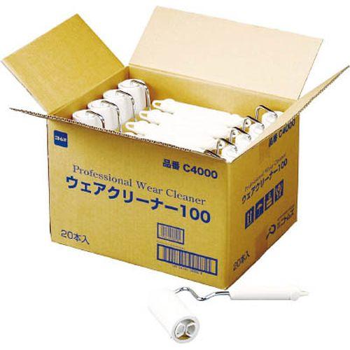 プロフェッショナルウェアクリーナー100 C4000 1箱(20本入)