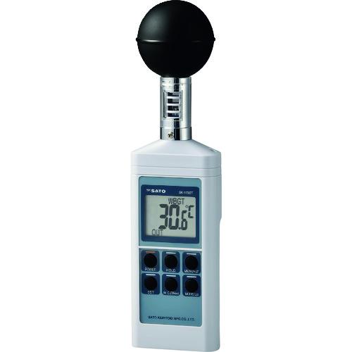 佐藤計量器製作所 佐藤 熱中症暑さ指数計SK-170GT(8312-00) SK170GT