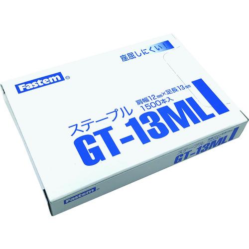 立川ピン製作所 タチカワ ガンタッカ&ハンマータッカ用ステープル1500本入り GT-13ML