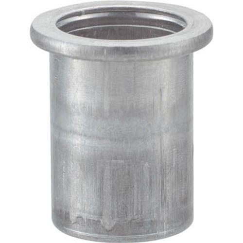 【クリックで詳細表示】TRUSCOクリンプナット平頭アルミ 板厚1.5 TBN5M15A_6600