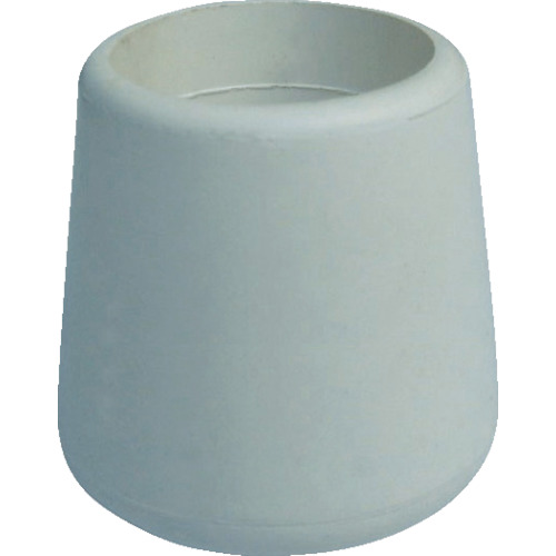 トラスコ中山 TRUSCO イス脚キャップ25.4mm白4個組 TRRCC254-WH