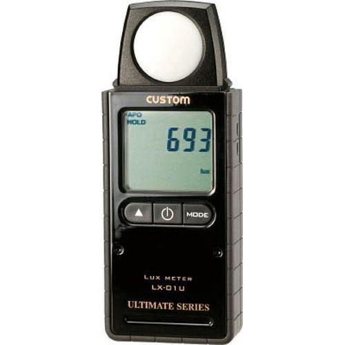 デジタル照度計 LX-01U