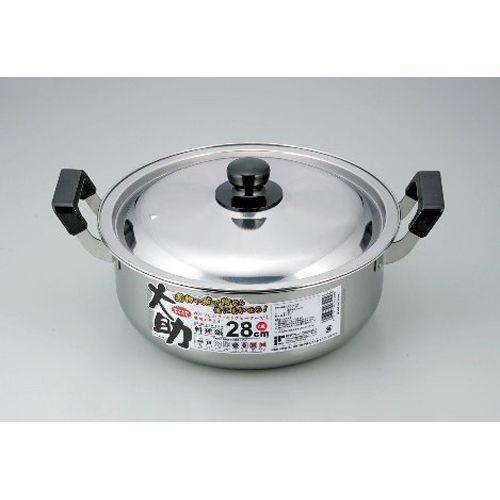 和平フレイズ大助 IH対応料理鍋 28cm DR-9816