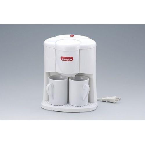和平フレイズ ソレアード2カップコーヒーメーカー SO-158