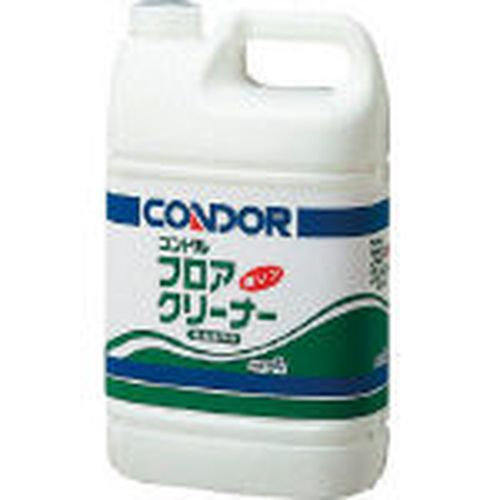 山崎 コンドル 床用洗剤フロアクリーナー4L 5404LXMB_101