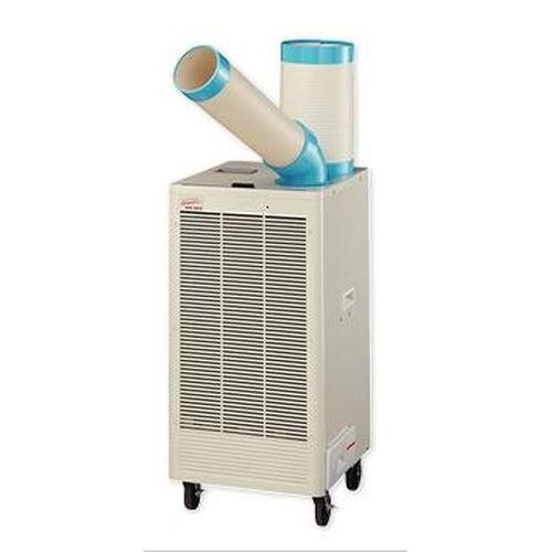 NAKATOMI(ナカトミ) 排熱ダクト付スポットクーラー(自動首振り) 三相200V SPC-407T
