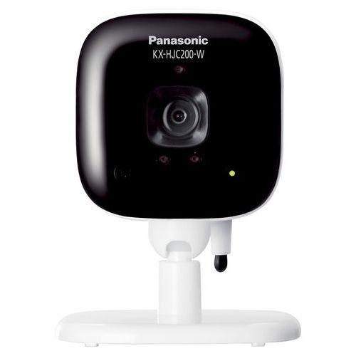 パナソニック ホームネットワークシステム 屋内カメラ ホワイト KX-HJC200-W 1台
