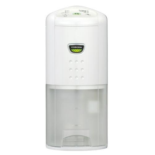 コロナ コンプレッサー除湿機パーソナルタイプ CD-P6318(W)