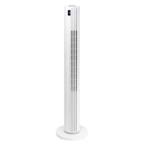 山善 DCスリムファン ホワイト YSR-WD90 W リモコン付き 切タイマー 風量3段階