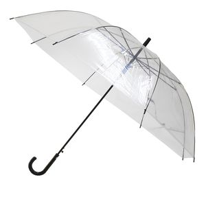 70cmビニール傘(ジャンプ) 手元黒 52251 弘懋 紳士傘 ...